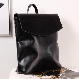 4192c3c229 Dámský kožený batoh T83 černý